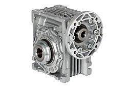 Module worm gear with overload clutch